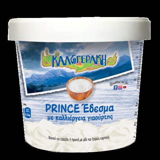 «PRINCE» Έδεσμα με καλλιέργεια γιαούρτης