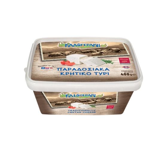 Παραδοσιακά Κρητικό Τυρί