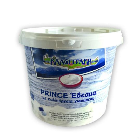 «PRINCE» Έδεσμα με καλλιέργια γιαούρτης