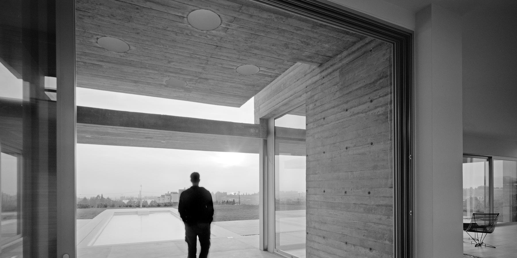 Horizontal House / Thermi, Thessaloniki