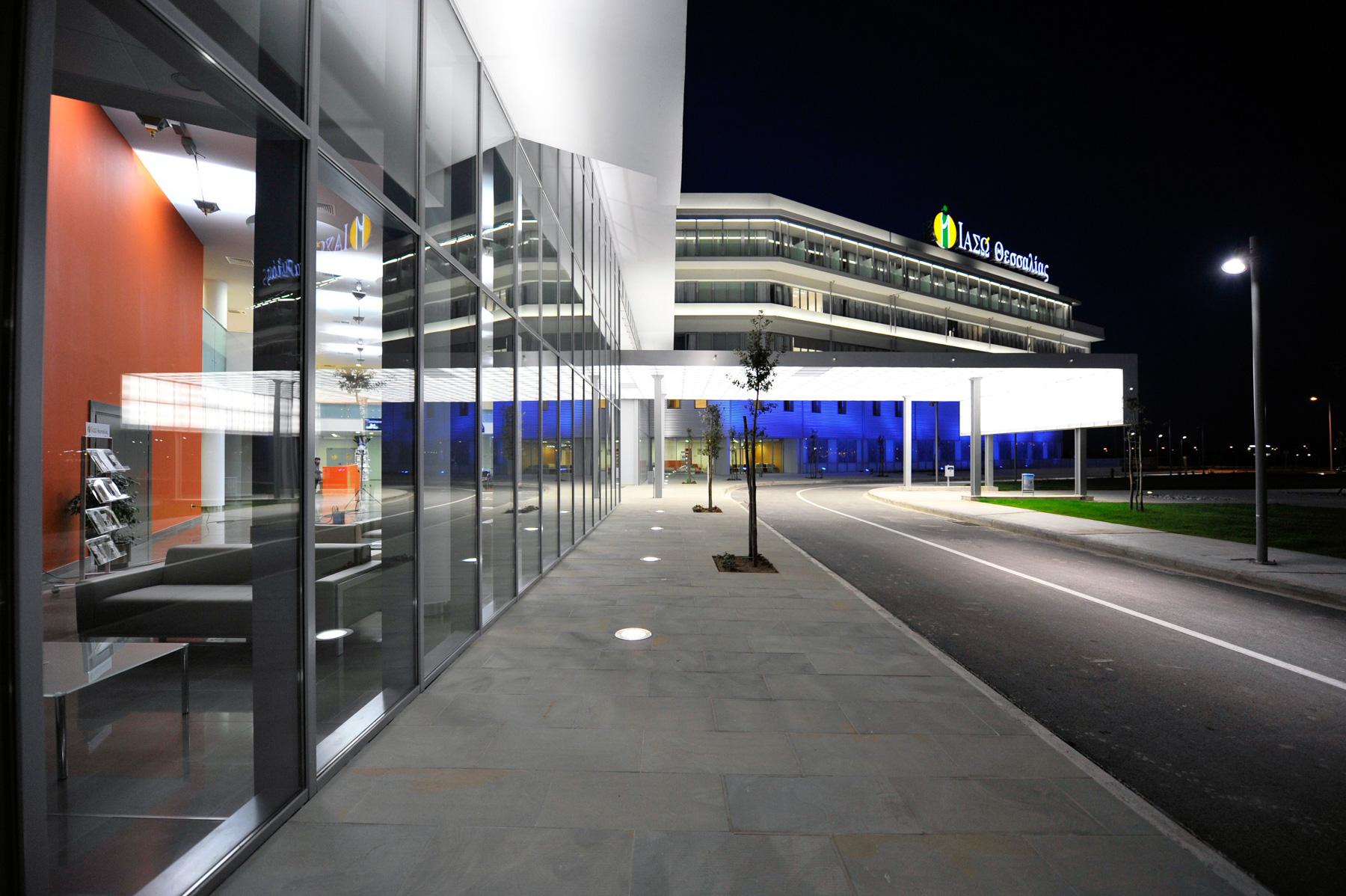 Ιaso Thessaly General Hospital / Larissa, Greece