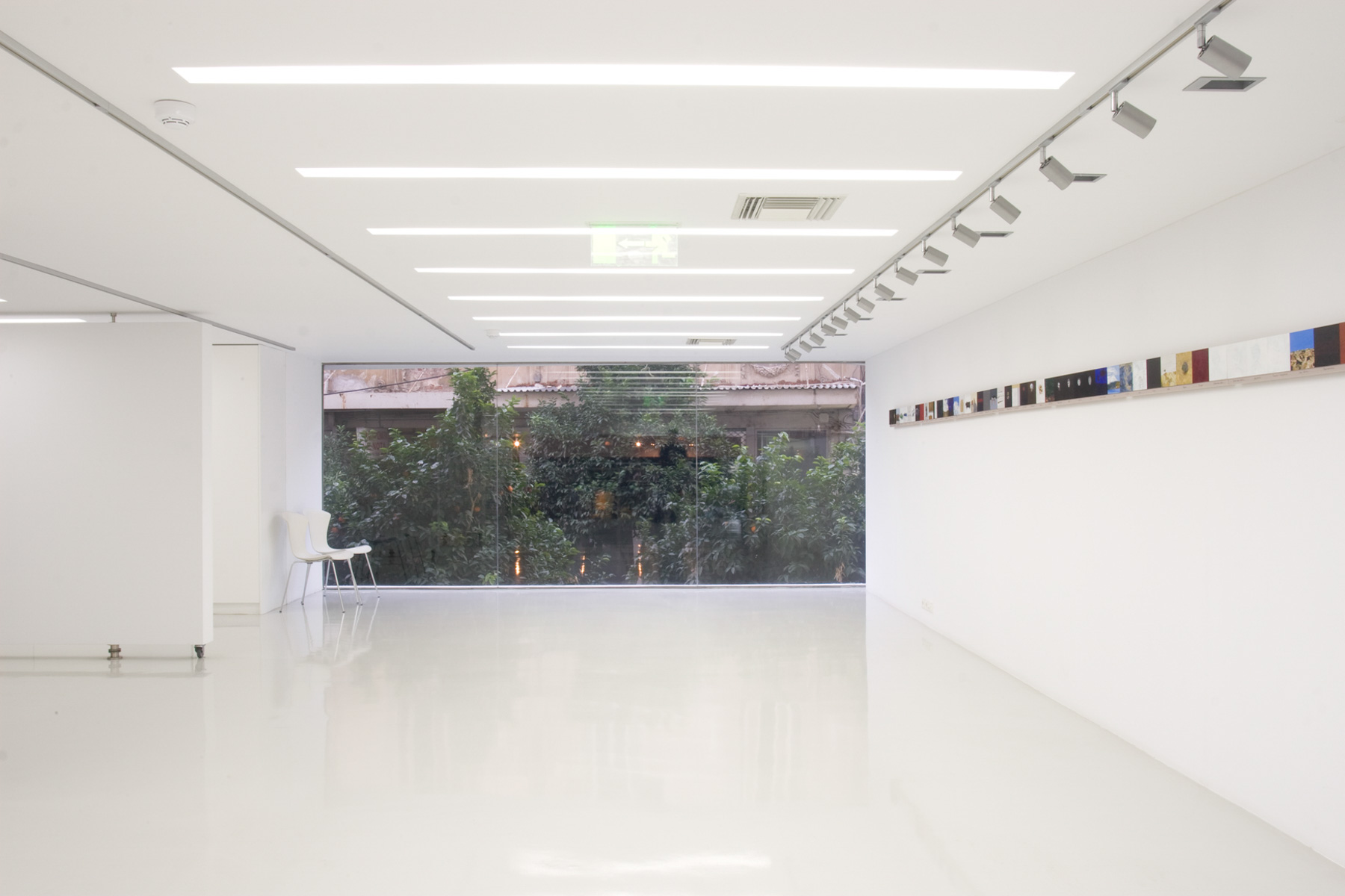 NBG Cultural Foundation Bookstore / Thessaloniki