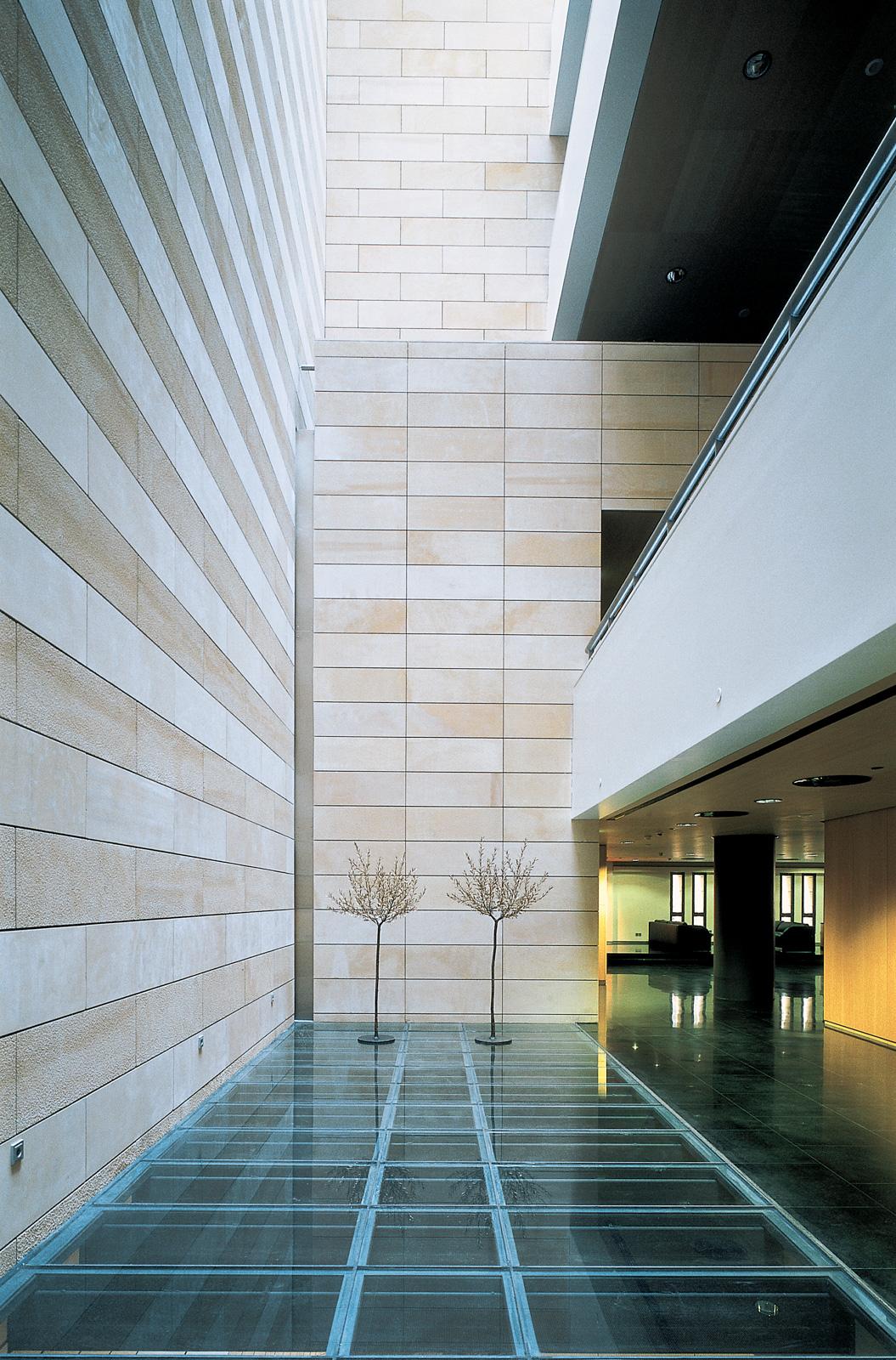 NBG Office Headquarters (Megaron Karatza)