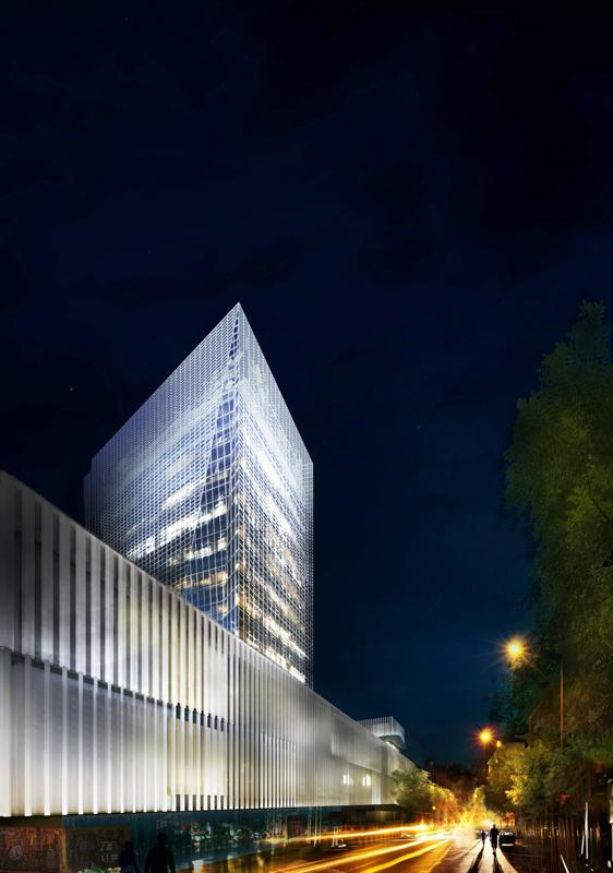 Ote Telecommunications Tower