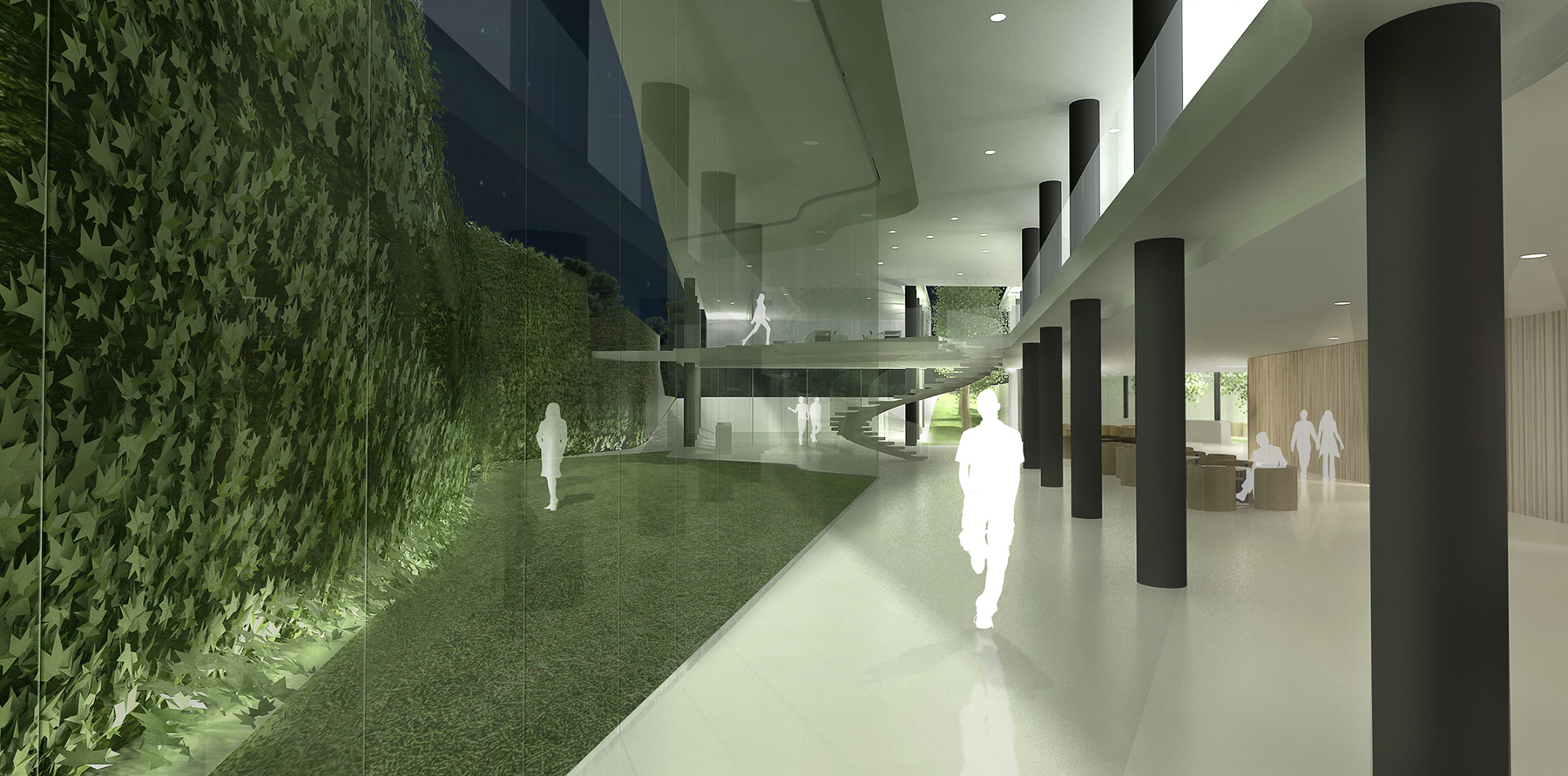 XPX Silence Conference Center, Tennis club and Spa, Astir Palace  / Athens, Greece