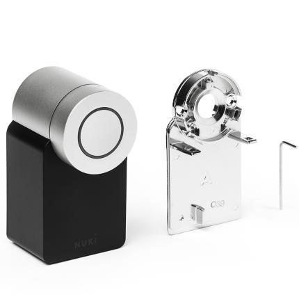 Έξυπνη κλειδαριά NUKI 2.0 - Άνοιγμα & Έλεγχος από το κινητό ιδανική για AirBnb-3