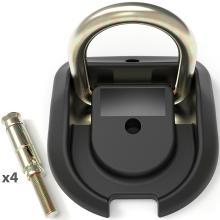Βάση κλειδώματος αλυσίδας τοίχου ή δαπέδου ONGUARD Gold 8312