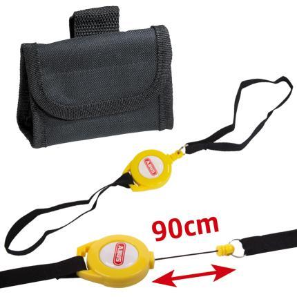 Κλειδαριά δισκόφρενου με συναγερμό ABUS Trigger Alarm 350 | 2 χρώματα-3