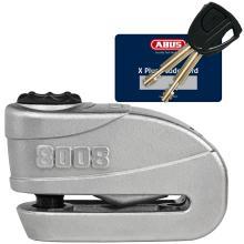 Κλειδαριά δισκόφρενου με συναγερμό ABUS Granit X Plus Detecto 8008