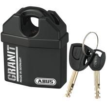 Λουκέτο ατσάλινο ABUS Granit 37/60 με κλειδί ασφαλείας Abus-Plus