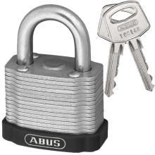 Λουκέτο ατσάλινο ανοξείδωτο  ABUS 41 | 3 μεγέθη