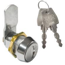 Κλειδαριά για συρτάρια & πόρτες επίπλων EMKA 7401 με κλειδί διπλής όψης