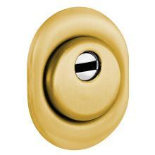 Ροζέτα ασφαλείας Defender Diamond, για θωρακισμένες πόρτες κυλίνδρου DISEC BKD250 | Χρυσό