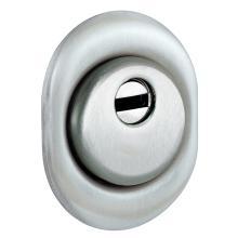 Ροζέτα ασφαλείας Defender Diamond, για θωρακισμένες πόρτες κυλίνδρου DISEC BKD250 | Νίκελ