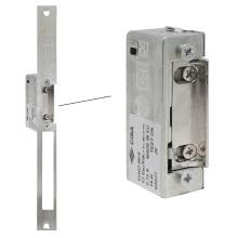 Ηλεκτρικό αντίκρισμα για απλές πόρτες με πλάκα μήκος 280mm CISA 15102 & 15110