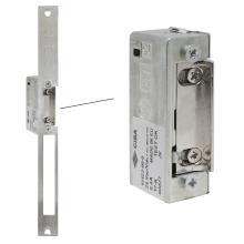 Ηλεκτρικό αντίκρισμα 24V για απλές πόρτες με πλάκα μήκος 280mm CISA 15122