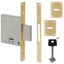 Κλειδαριά ασφαλείας τύπου χρηματοκιβωτίου CISA 57010.50
