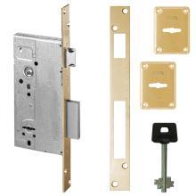 Κλειδαριά ασφαλείας με κλειδί τύπου χρηματοκιβωτίου  CISA 57211.45