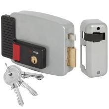 Ηλεκτρική Κλειδαριά Κουτιαστή με μπουτόν CISA 11731.50