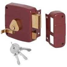 Κλειδαριά κουτιαστή (εξωτερική) κυλίνδρου CISA 50161.40