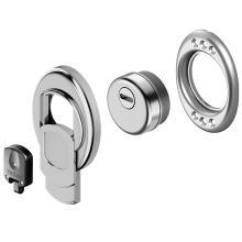 Ροζέτα ασφαλείας μαγνητικό Defender, για θωρακισμένες πόρτες κυλίνδρου DISEC MG3551
