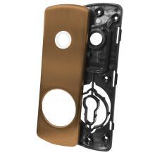 Ροζέτα εξωτερική για κλειδαριά κυλίνδρου με Defender DISEC KI2115 | 3 χρώματα