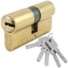 Κύλινδρος ασφαλείας DOMUS ALFA με κλειδί ασφαλείας 6 ενεργές μπίλιες