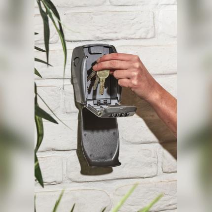 Κλειδοθήκη τοίχου με συνδυασμό υψηλής ασφάλειας MASTER LOCK 5415EURD-3