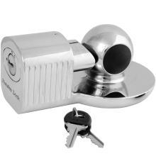 Κλειδαριά Κοτσαδόρου - Χούφτας Τρέϊλερ MASTER LOCK 377DAT | Νίκελ