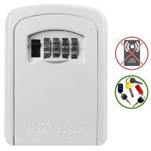 Κλειδοθήκη τοίχου με συνδυασμό MASTER LOCK 5401DCRM | Λευκή