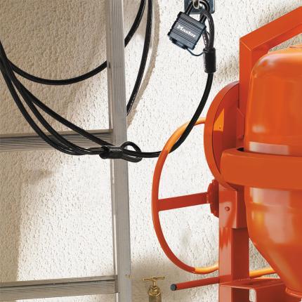 Συρματόσχοινο ασφαλείας Υψηλής Αντοχής MASTER LOCK 78D-2