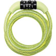 Κλειδαριά ποδηλάτου συνδυασμού MASTER LOCK 8143 EURDPROCOL | 2 χρώματα