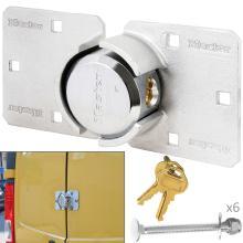 Κλειδαριά για πλαϊνές ή πίσω πόρτες για βανάκι Van Lock MASTER LOCK 736EURD
