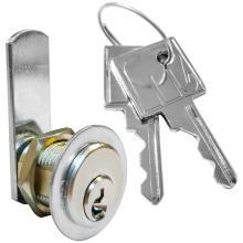 Κλειδαριά περιστροφική για συρτάρια & έπιπλα MERONI mini 2151B | 3 Μεγέθη