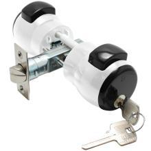 Κλειδαριά πομόλου με κλειδί για ξενοδοχειακές μονάδες ή γραφεία MERONI Nova N15 | 5 χρώματα