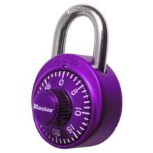 Λουκέτο Mε Συνδυασμό - Ρολόι MASTER LOCK 1533D | 4 Χρώματα