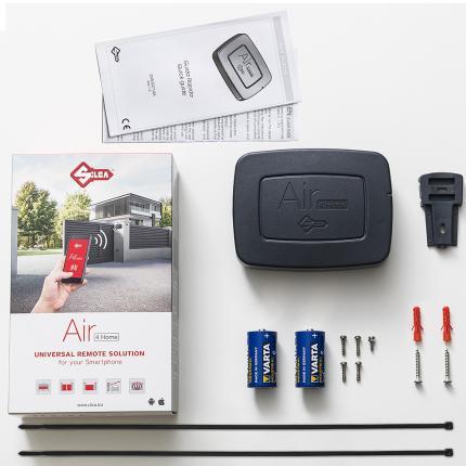 Συσκευή Τηλεχειρισμού για Γκαραζόπορτες - Bluetooth SILCA Air 4 Home | AVZ1107-2