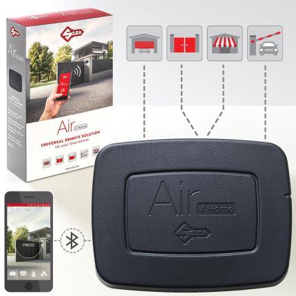 Συσκευή Τηλεχειρισμού για Γκαραζόπορτες - Bluetooth SILCA Air 4 Home | AVZ1107-0