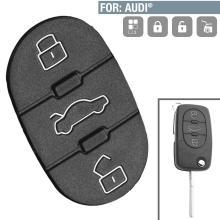 AUDI Λαστιχάκι ανταλλακτικό για Κλειδί 3 κουμπιά | HURSD8
