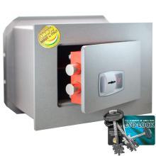 Χρηματοκιβώτιο Εντοιχιζόμενο με κλειδί TECHNOMAX SO | 3 μεγέθη