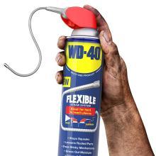 Αντισκωριακό - Λιπαντικό Σπρέι WD-40 Flexible 600ml Εύκαμπτο σωλινάκι