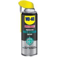 Σπρέι Γράσου Λευκού λιθίου WD-40 White Lithium Grease 400ml