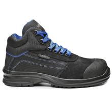 Παπούτσια εργασίας BASE IZAR TOP S3 CI SRC | Μαύρο/Μπλέ