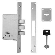 Κλειδαριά πρόσθετη ασφαλείας τύπου χρηματοκιβωτίου CISA 57234 | 2 χρώματα