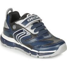 Αγόρι sneaker μπλέ Geox  J0444Β 0CEFU C0673