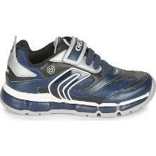 Αγόρι sneaker μπλέ Geox  J0444Β 0CEFU C0673 2