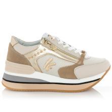 Γυναικείο Sneaker δέρμα Keys k-4501