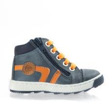 Αγόρι μποτάκι δέρμα Adams Shoes 1439