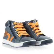 Αγόρι μποτάκι δέρμα Adams Shoes 1439 2