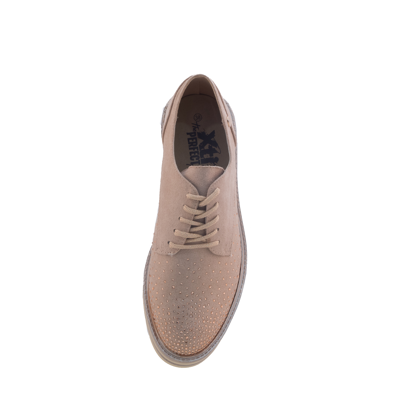 XTI ΓΥΝΑΙΚΕΙΟ ΠΑΠΟΥΤΣΙ CASUAL OXFORD   47800